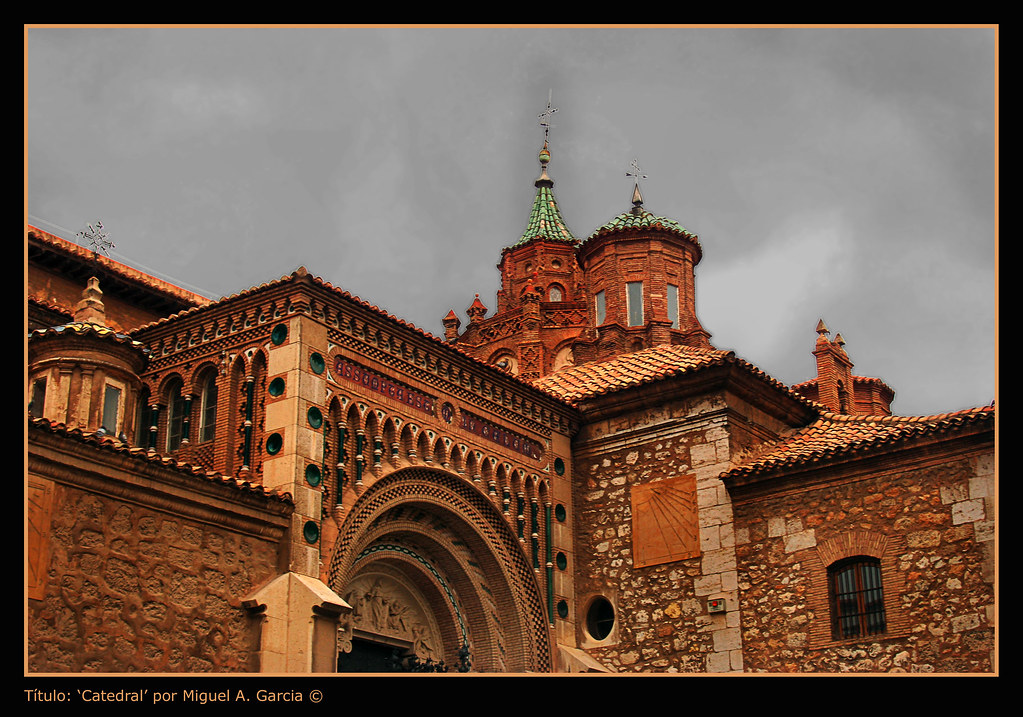 Photo d'Aragon n°9. Cathédrale de Teruel