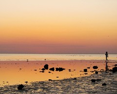 Zen Sunset (melepix) Tags: light sea woman nature water person florida minimal getty firstquality imagepoetry platinumphoto colorphotoaward infinestyle goldstaraward nellievinsfineartmagazine thetempleofaphrodite poseidonsdance hetempleofaphrodite gettyinvited