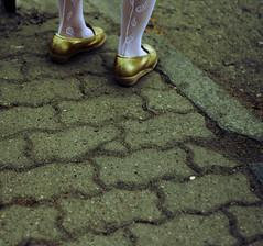 Cinderella (Emmanuele Contini) Tags: street golden shoes cinderella contnibb
