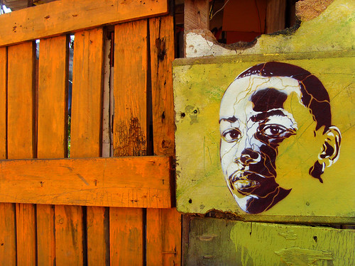 C215 - France - The Beauty of Stencil Art