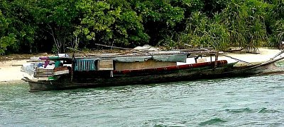 Boat House Of Borneo Sea Gypsy