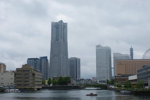 Rainy Yokohama