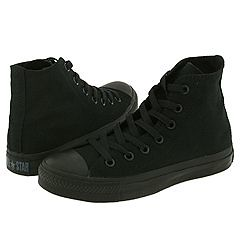 Converse Chuck Taylor All Star Monochrome Hi Black