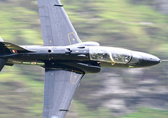 Cad west Hawk (Keith~) Tags: fly hawk aircraft valley bae raf britishaerospace lowflying lfa7 cadwest