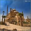 Muhammad Ali Moschee (HDR) (Lars Tinner) Tags: africa egypt cairo egipto ägypten hdr egipte muhammadali zitadelle kairo elcairo moschee ägyptenegypt alabastermoschee elcaire wwwtinnersg httpwwwtinnersg tinnersg