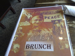 Busboys and Poets Menu - Washington DC