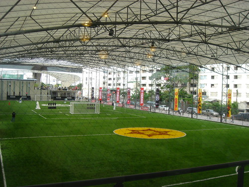 S1 Football complex