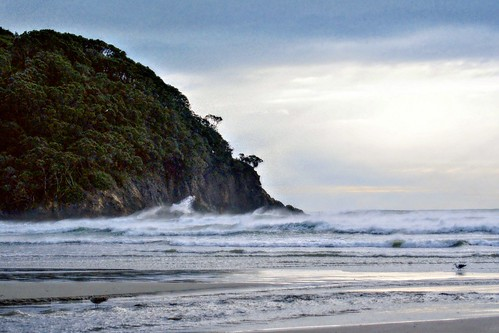 Waihi Beach, Northen Headland
