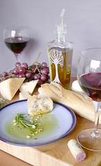 bottle_table_gry (BreadnBadger) Tags: glass bottles recycled spout oilandvinegar breadandbadger