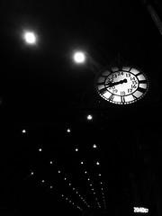 Swingtime (Explored) (sjpowermac) Tags: kgx london kingscross camden time digital analog swingtime clock lights 204058 february