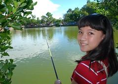 Fishing time dad! (mikkotrina6) Tags: trina mikko june42011