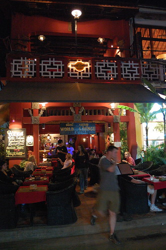 One of the Eateries @ Pub Street