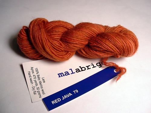 Malabrigo laceweight