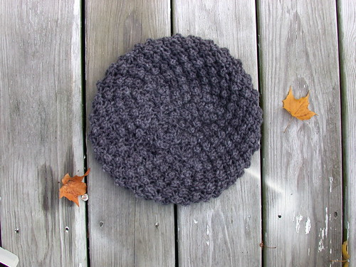 Trinity Stitch Knit Hat Pattern : Trinity Stitch Hat (tons of pix!) *Now with Pattern!* - KNITTING