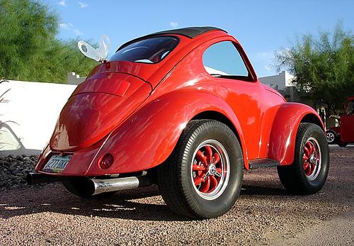 Mini Beetle By Lance Greathouse: