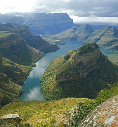 Blyde River Canyon por Drive South Africa.