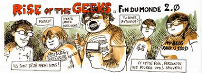 Rise of the geeks