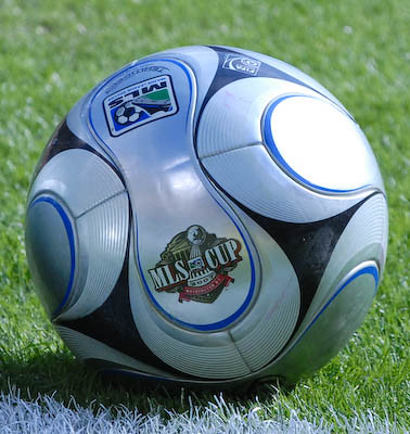 MLS CUP Ball | Flickr - Photo Sharing!