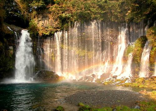 Shiraito Falls (白糸の滝)
