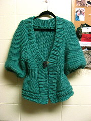 Twinkle finished on the hanger (indie.knits) Tags: twinkle belle wenlanchia