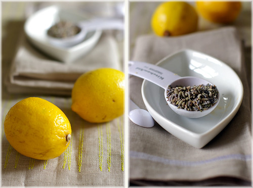 lemon  lavender love