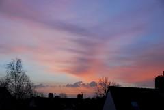 Ochtendlicht - Sunrise (Wontolla65) Tags: sky weather clouds sunrise wolken lucht