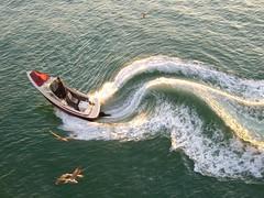 Speedboat (grahambrown1965) Tags: sea sussex boat brighton speedboat samsung eastsussex soe v700 mywinners diamondclassphotographer flickrdiamond megashot samsungv700
