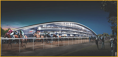 London City Racecourse Drawing