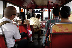 My Accident (reprise) (-Passenger-) Tags: people bus ride traffic accident kitsch transit passenger medellín antioquia bello cruzada bellanitadetransportes hatoviejo