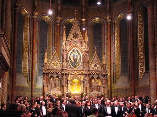 Matthias Church - concert