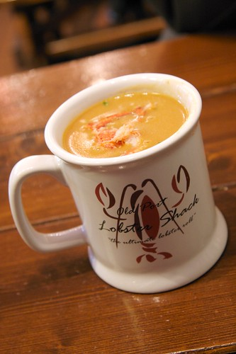 Lobster Bisque - Old Port Lobster Shack