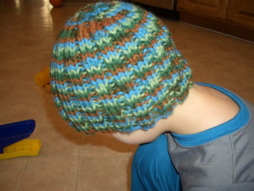 Chunky Ribby Hat