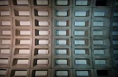 Foggy Bottom ceiling (drewsaunders) Tags: washingtondc metro vanity wideangle dcist 1020mm 2007 foggybottom allisvanity featuredon