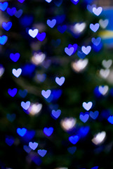 Bokeh heart Tree.... (takay) Tags: christmas xmas blue tree japan heart bokeh soe goldenmix abigfave worldbest takay bloggedbyabigfave colourartaward wonderfulworldmix photographthatrocks