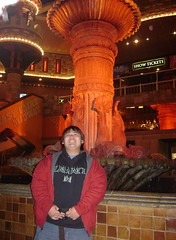Toshi In Excalibur (Francis Jayve) Tags: louisiana neworleans 2008 sugarbowl