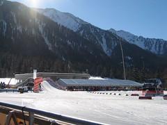 Biathlon Stadion Antholz