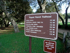 Topanga Trailhead (Topanga Oaks, California, United States) Photo