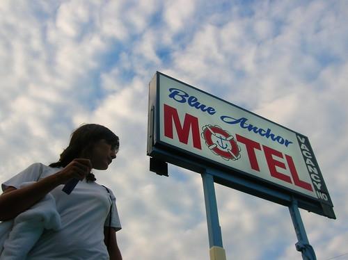 motel de carretera
