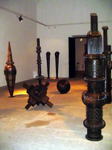 esculturas de Pep Canyelles