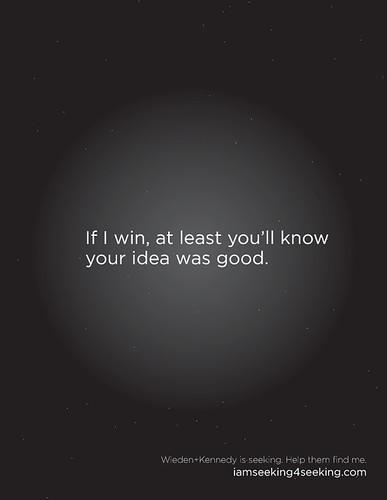 If I win