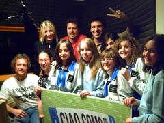 31/01/08 Le ragazze del Tavernola a CiaoComoRadio