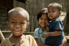 Smiling kids - Bagan - Myanmar (PascalBo) Tags: friends boy portrait people girl smile face smiling outdoors happy kid nikon asia southeastasia child friendship d70 outdoor burma happiness myanmar asie enfant fille sourire visage pagan garçon bagan birmanie 123faves asiedusudest pascalboegli