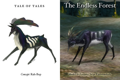 Endless Forest - Tale of Tales 2244214186_6c50426bb1