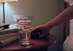44/365 - I hate....my alarm clock (bethechange21) Tags: ohio selfportrait 50mm nikon cincinnati explore sp ugh roulette 365 everyday 18 day44 alarmclock mariemont 366 d40 fgr 365days 366days mondaythrufriday bethechange21 snoozebar nprwakeupstation
