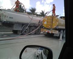bandeirantes (ThoriumBr) Tags: estrada bandeirantes trfego conserto