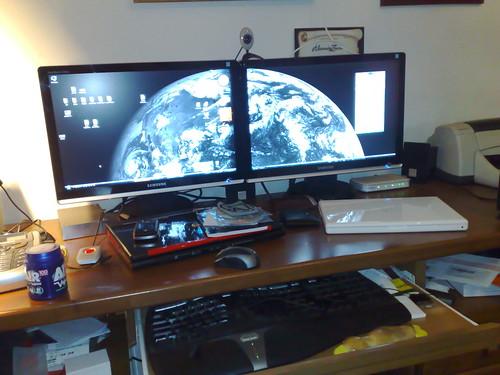 dual desktop