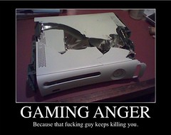 Gaming Anger (dobies62) Tags: motivator anger gaming