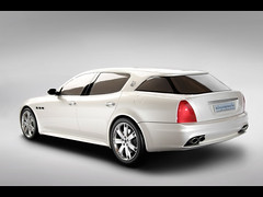 2008 Maserati Cinqueporte Concept by StudioM and StudioTorino 3