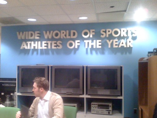 ABC Conference room - wide world of sports