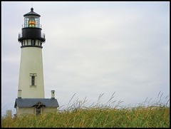 Yaquina Head Lighthouse (ARKNTINA) Tags: ocean lighthouse oregon coast pacific northwest or pacificocean pacificnorthwest yaquinahead blm yaquinaheadoutstandingnaturalarea bureauoflandmanagement yaquinalighthouse or07 random6 outstandingnaturalarea